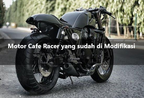 Cafe Racer Modif