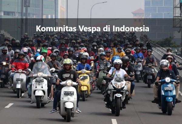 Komunitas Vespa